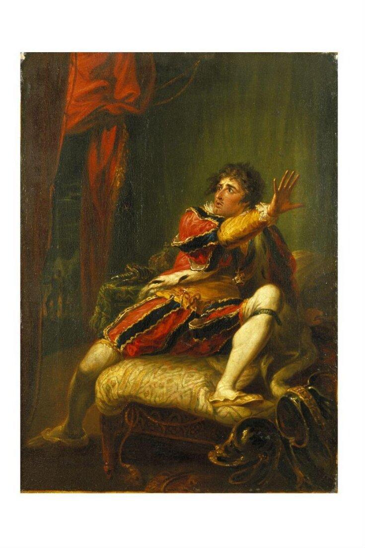 John Philip Kemble as Richard in Richard III by William Shakespeare top image