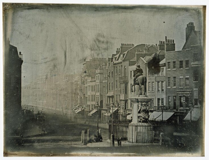 Parliament Street from Trafalgar Square top image
