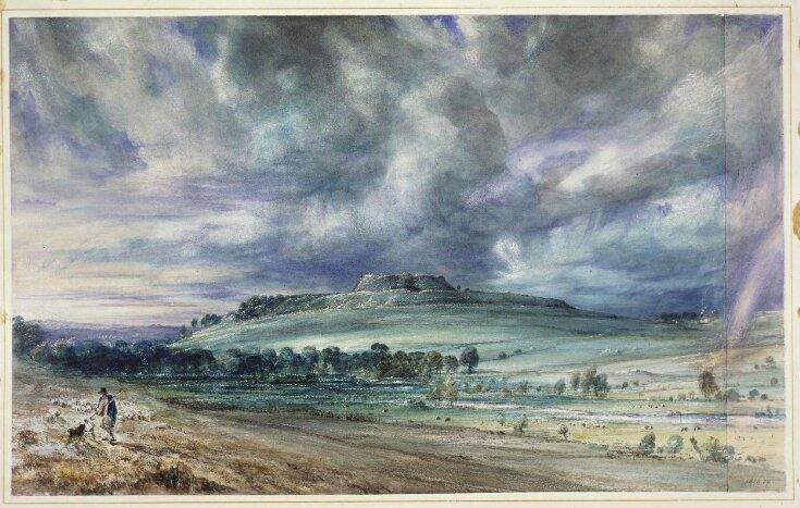 Old Sarum top image