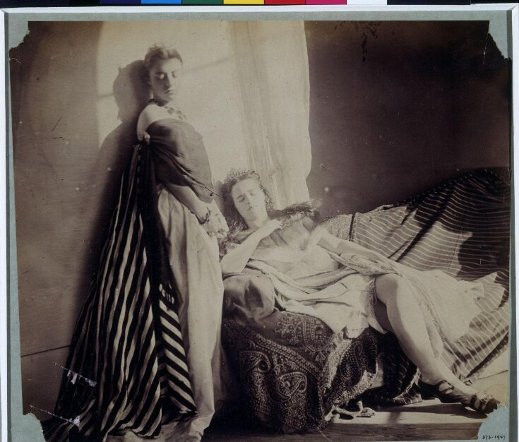 Isabella Grace and Clementina Maude, 5 Princes Gardens top image