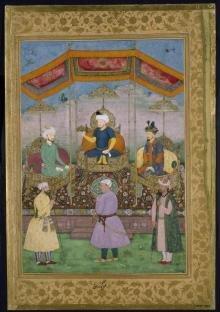 Timur, Babur and Humayun thumbnail 1