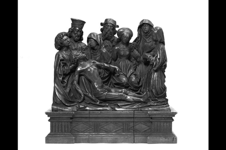 The Lamentation over the Dead Christ top image