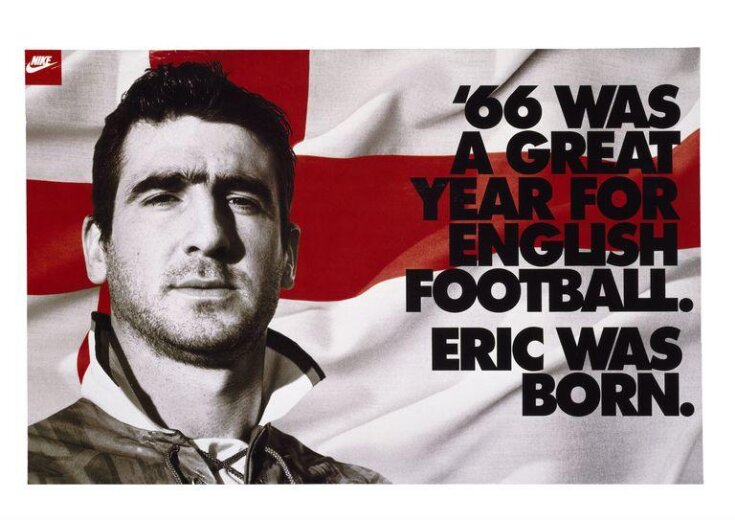 '66 Was a Great Year for English Football. Eric Cantona Was Born top image