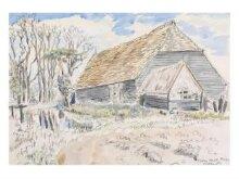 Prior's Hall Barn, Widdington thumbnail 1