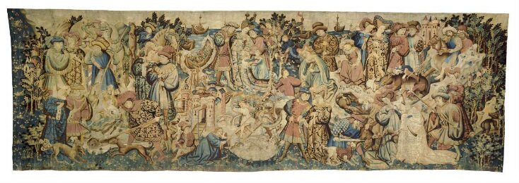 The Devonshire Hunting Tapestries top image