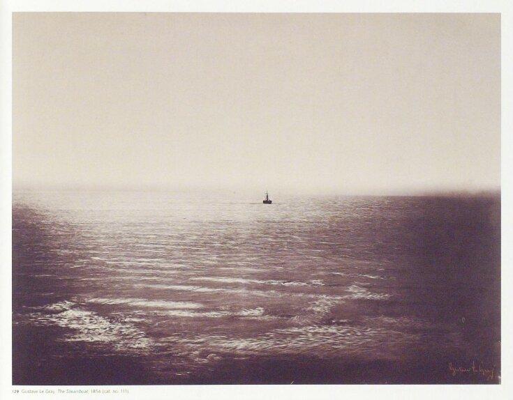 The Steamboat - Ocean top image