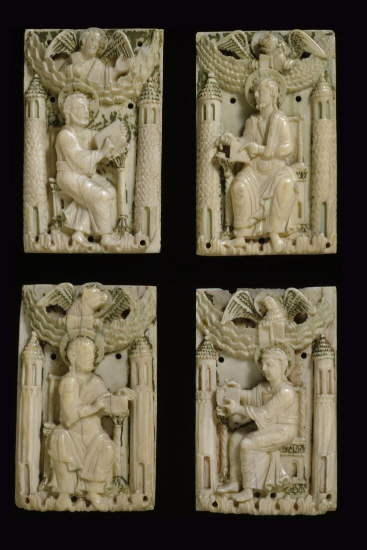 The four Evangelists top image