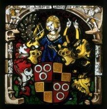 Arms of Balthasar II von Hohenlandenberg thumbnail 1