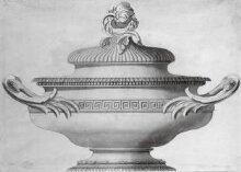 A Design for a Silver Soup Tureen thumbnail 1
