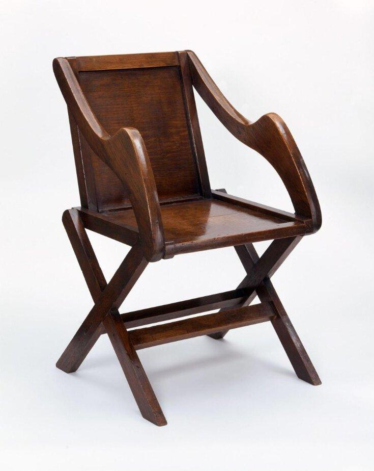 Glastonbury Chair top image