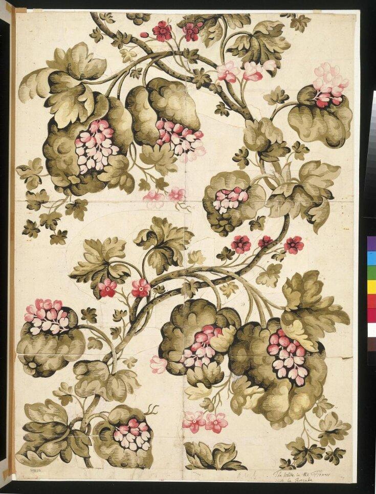 Design for a Woven Silk top image