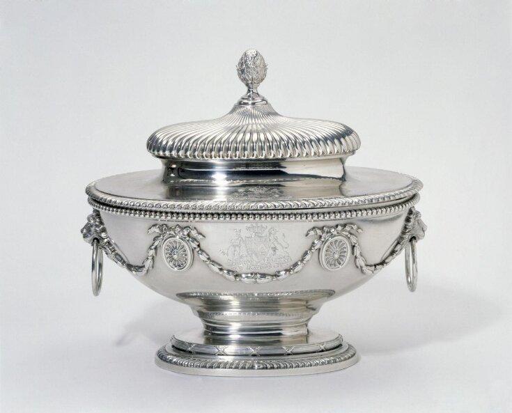 The Fitzwilliam tureen top image