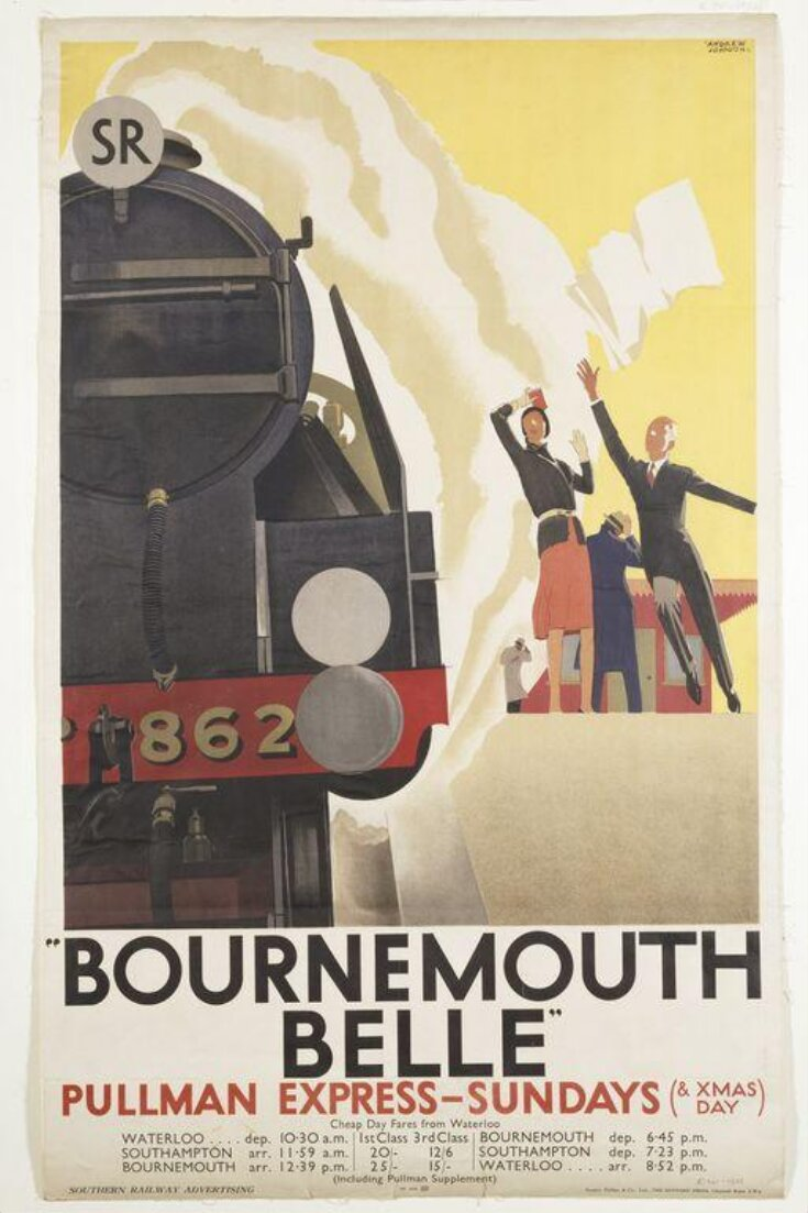 """Bournemouth Belle"" top image"