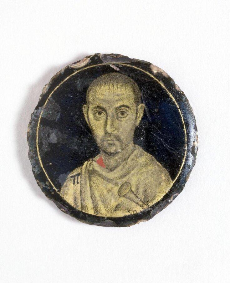 Medallion top image