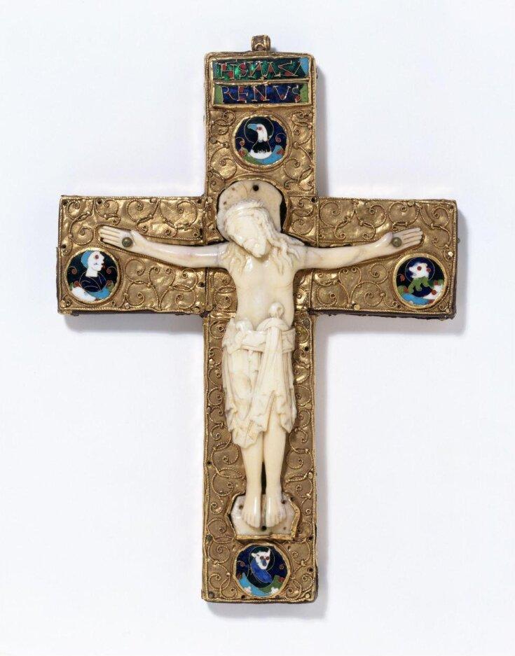 Reliquary Cross top image
