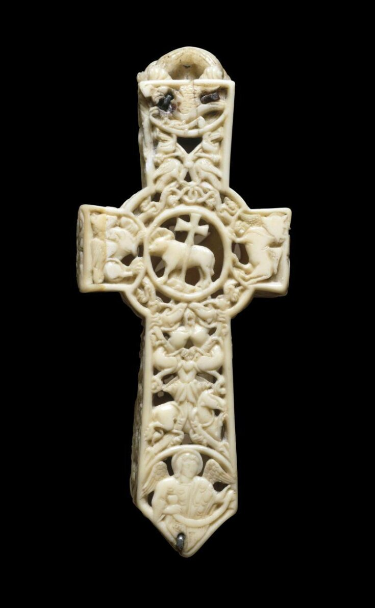 Reliquary Cross top image