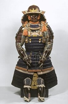 Suit of Armour in Haramaki Style thumbnail 1