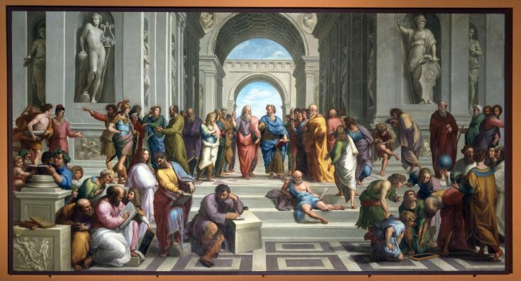 The School of Athens (after Raphael) top image