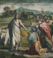 Christ's Charge to Peter (Matthew 16: 18-19, John 21: 15-17) thumbnail 1