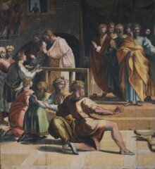 The Death of Ananias (Acts 5: 1-5) thumbnail 1