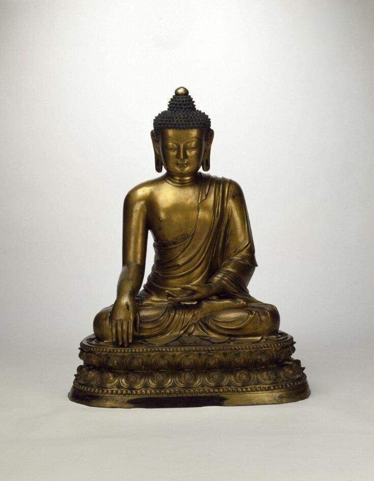 Sakyamuni Buddha top image