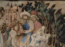 The Devonshire Hunting Tapestries thumbnail 1