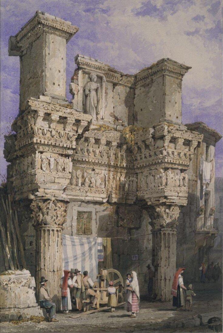 Forum of Nerva, Rome top image