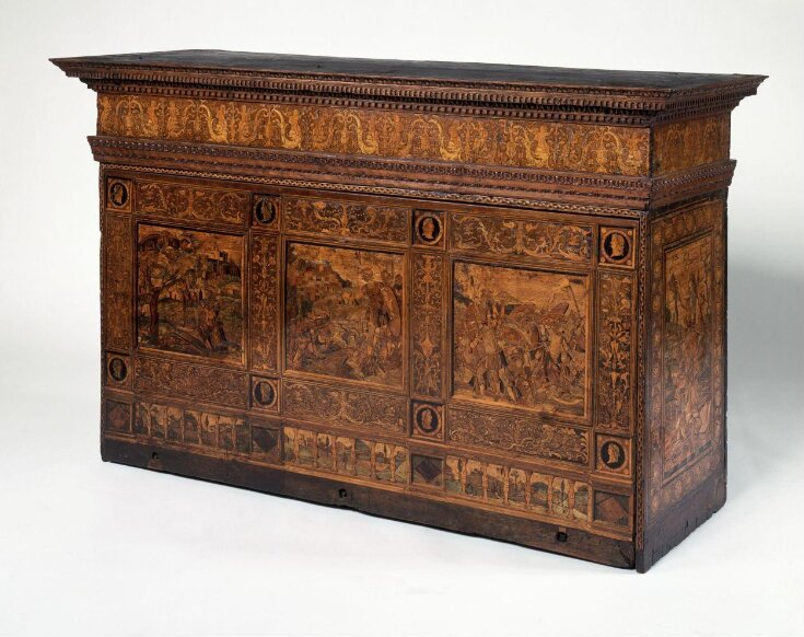 'Plus Oultra Cabinet' top image