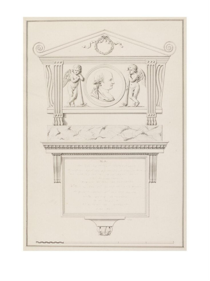 Design for a monument top image