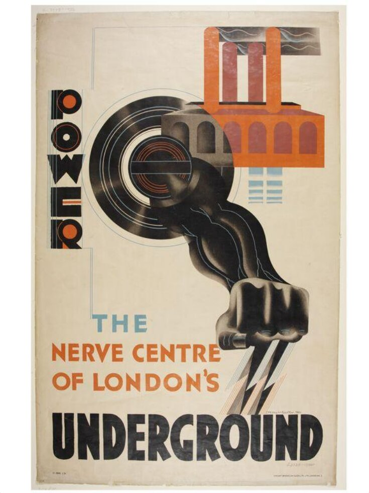 Power, the Nerve Centre of London's Underground top image