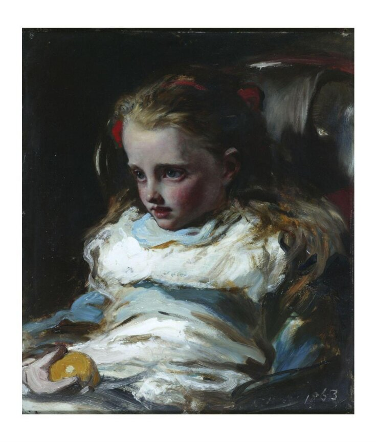 Ellen Sarah Gibbs as a little girl top image