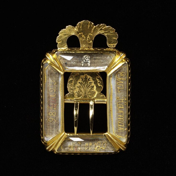 Mourning Buckle top image