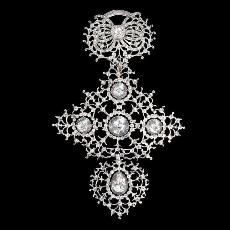 Pendant Cross top image