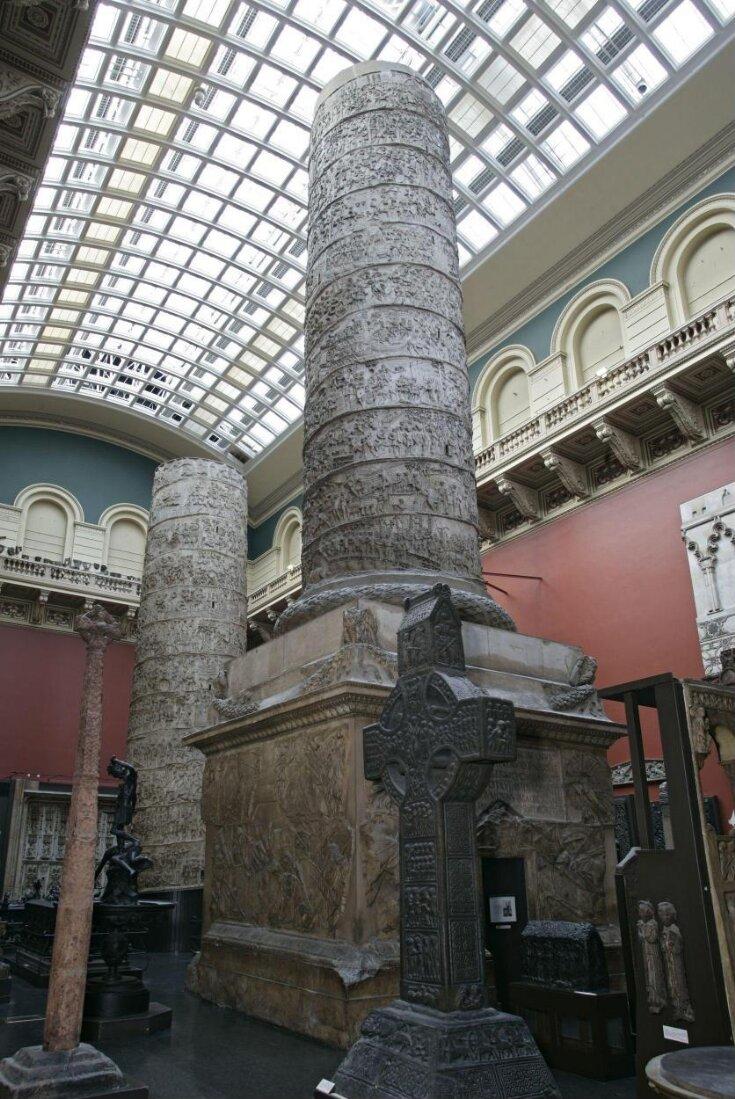Trajan's column top image