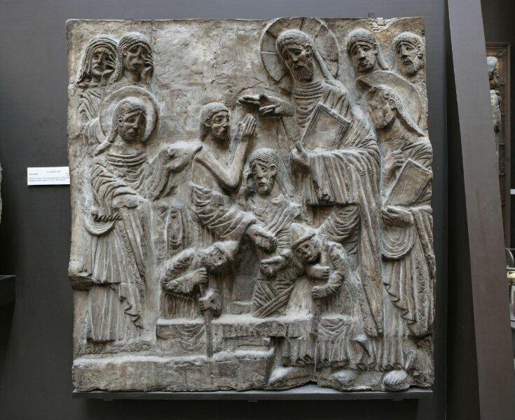 The Raising of Lazarus top image