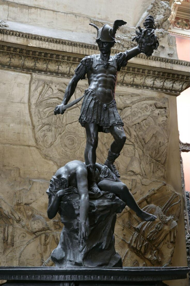Copy of the Perseus Fountain top image