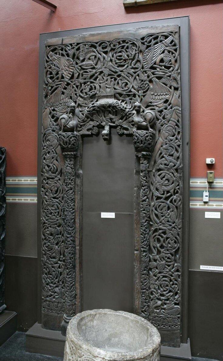 Copy of a Doorway top image