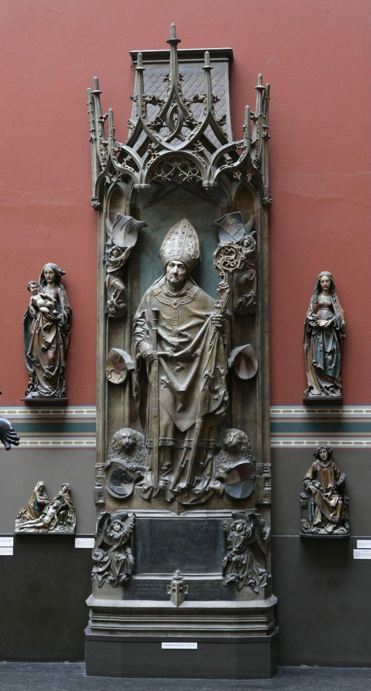 Monument to Prince-Bishop Rudolph von Scherenberg, Prince-Bishop of Würzburg top image