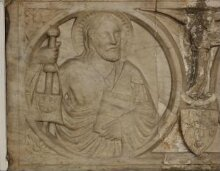 Virgin and Child between Saints James and John the Baptist thumbnail 1