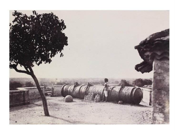 The Monster Gun of Tanjore top image