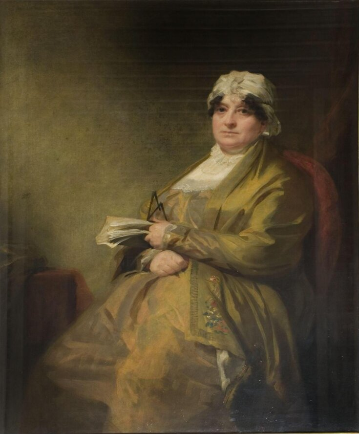 Mrs Hobson of Markfield top image
