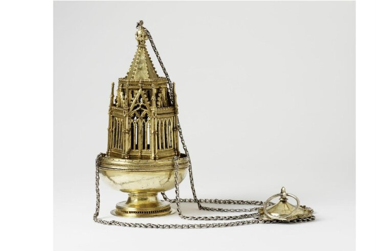 The Ramsey Abbey Censer top image