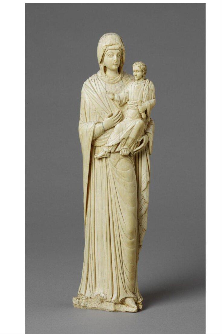 Virgin and Child (Theotokos Hodegetria) top image