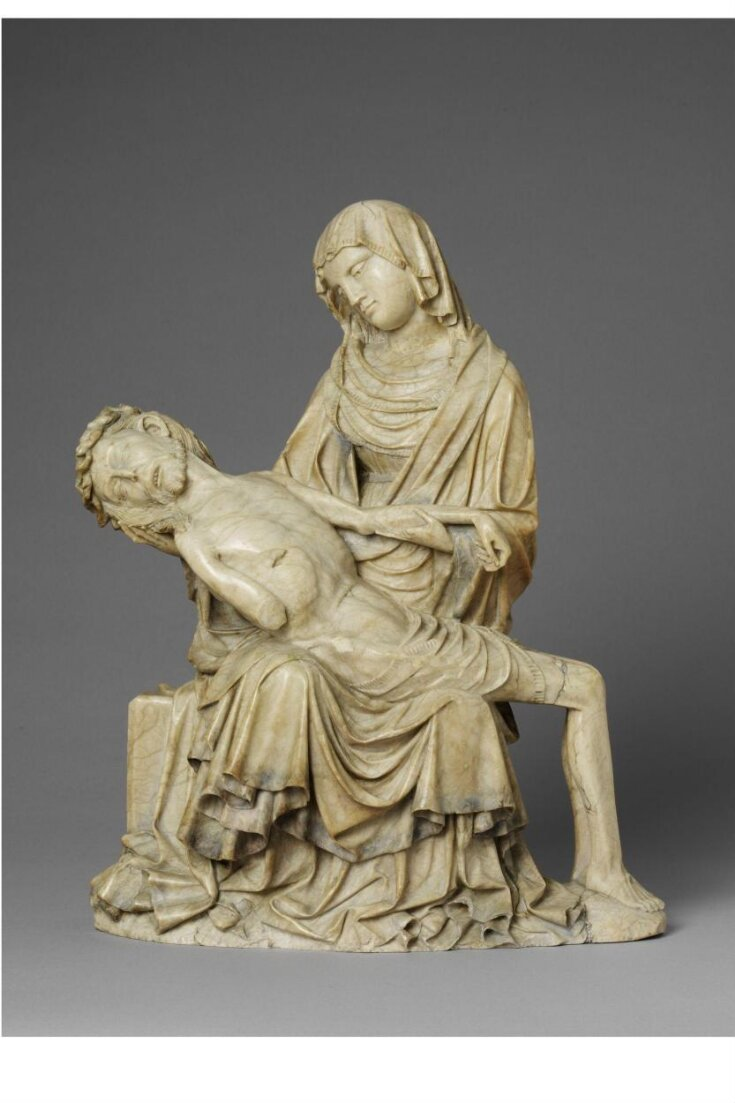 The Virgin with the Dead Christ top image