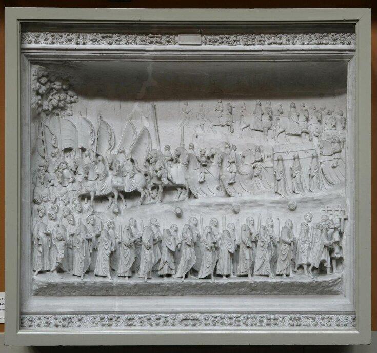 The Funeral of Gaston de Foix top image