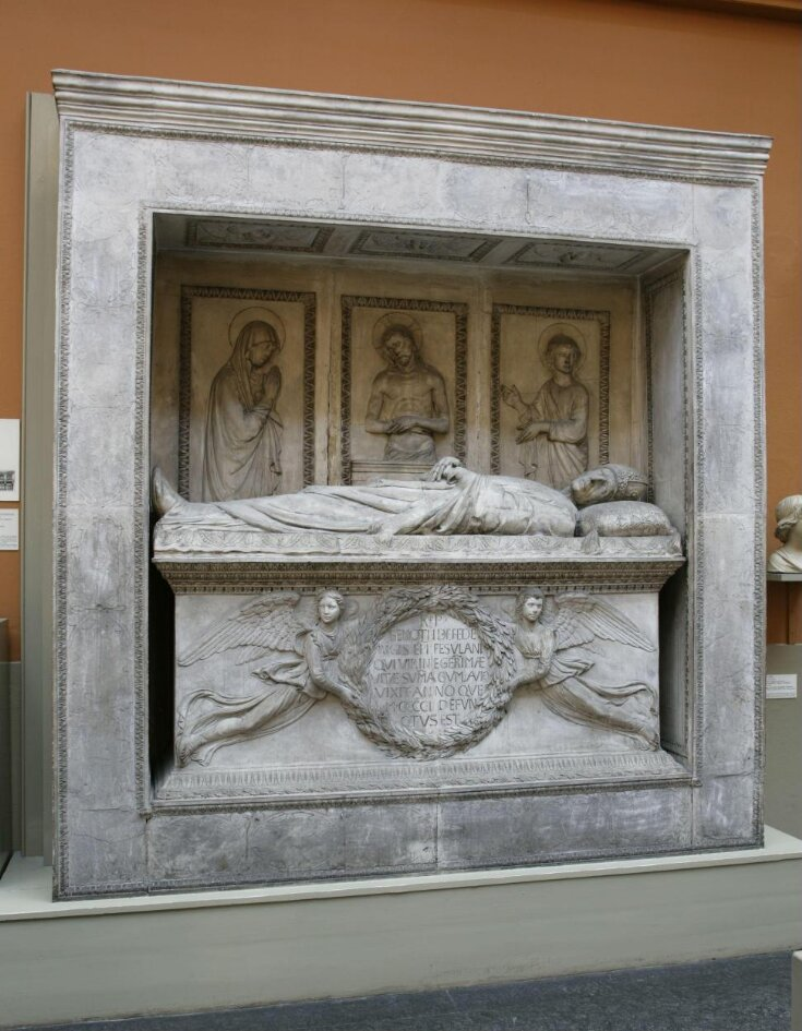 Monument to Benozzo Federighi, Bishop of Fiesole top image
