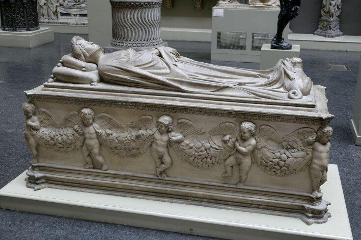 Tomb of Ilaria del Carretto top image