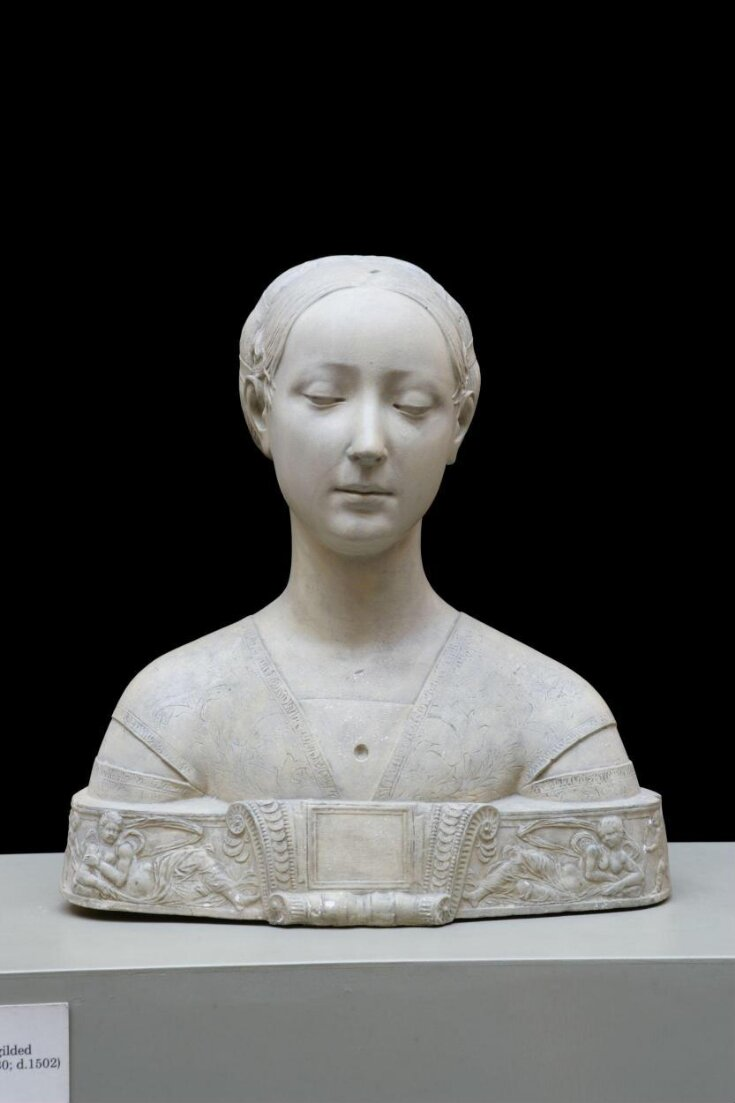 Bust of a Woman top image