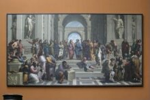 The School of Athens (after Raphael) thumbnail 1