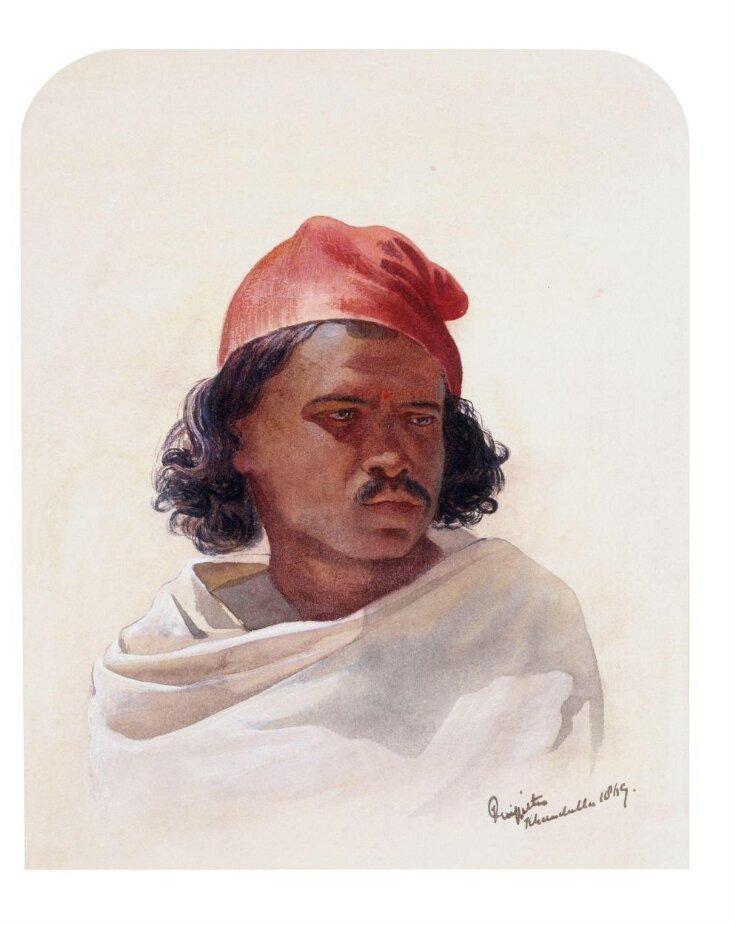 A Study of a Head of a Koonbie top image